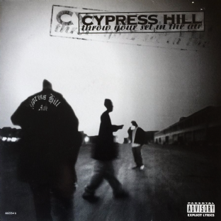 "Cypress Hill -‎ Throw Your Set In The Air (12"") (VG++/VG-)"
